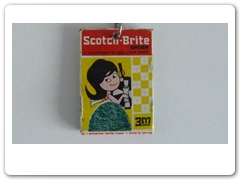 Scotch-Brite groen - 3M
